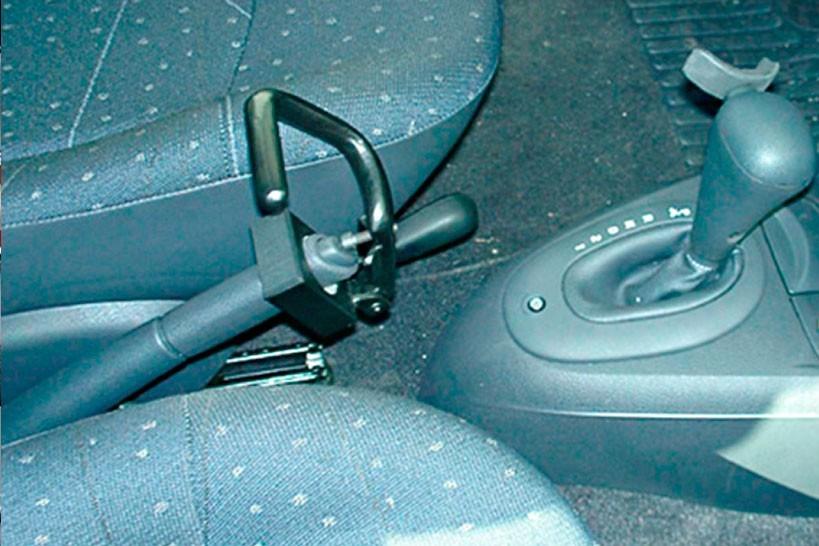 coche adaptado para conducir minusvalido