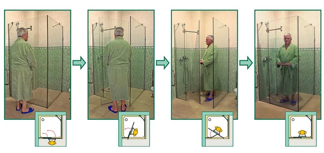 Mamparas de ducha - Mamparas para duchas fotos ...