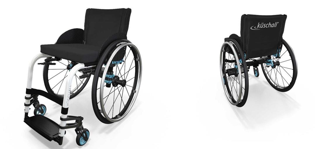 silla de ruedas kuschall champion