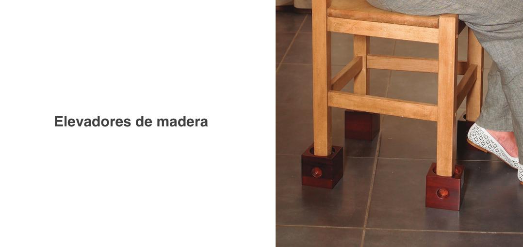 Elevadores para mobiliario - Como se elabora una silla de madera ...