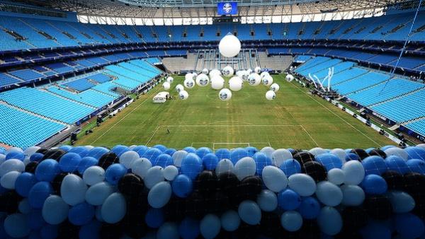 Estadio arena gremio for Estadio arena