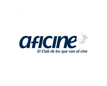 Logo Aficine sobre fondo blanco