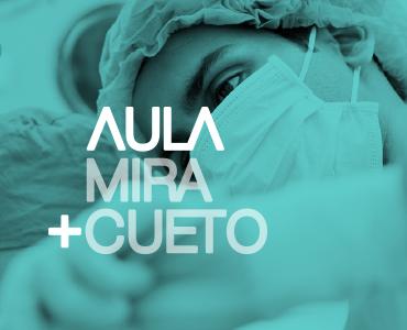 Imagen de Aula Mira+Cueto diseñada por Borisgrafic
