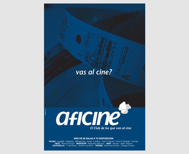 Poster Aficine