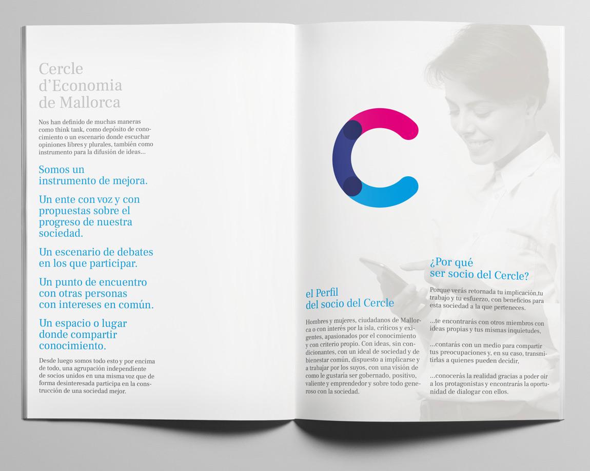 Folleto Cercle pagina 4-5