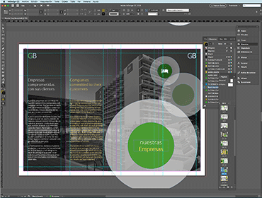 Indesign Dosier Bauza