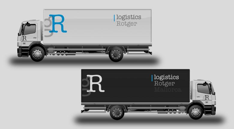 Camiones Logistics Rotger