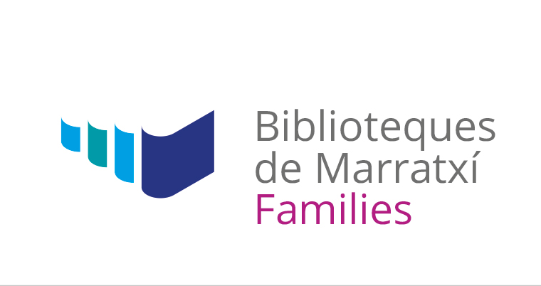 01 Logo Blibliotecas de Marratxi Sección Familias