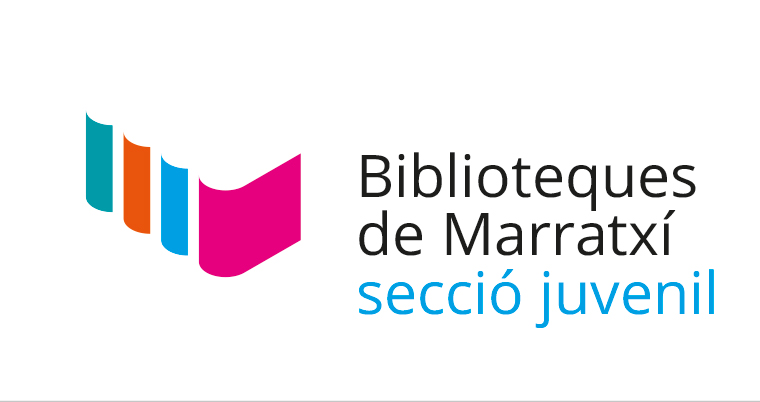 02 Logo Blibliotecas de Marratxi Sección Juvenil