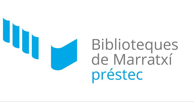03 Logo Blibliotecas de Marratxi Préstamo