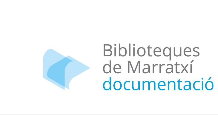 04 Logo Blibliotecas de Marratxi Documentación