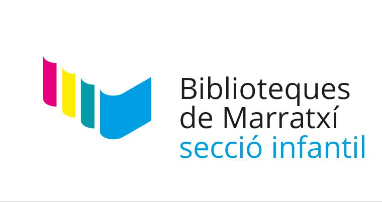 06 Logo Blibliotecas de Marratxi Sección Infantil