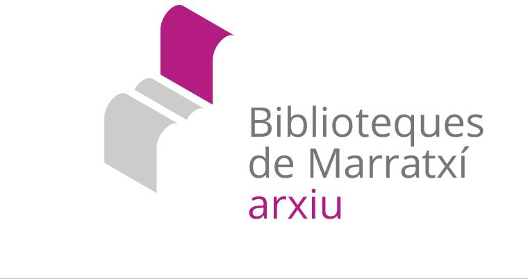 07 Logo Blibliotecas de Marratxi Sección Archivo