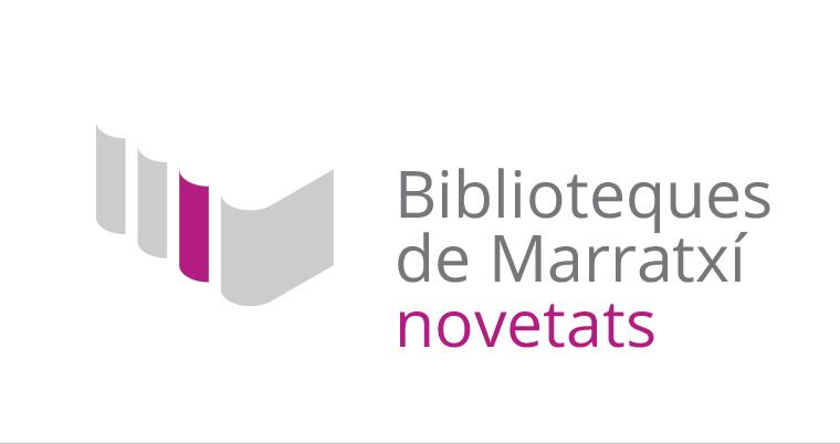 09 Logo Blibliotecas de Marratxi Sección Novedades