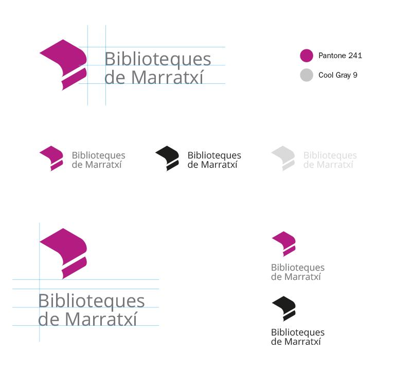 logo Bibliotecas Marratxi