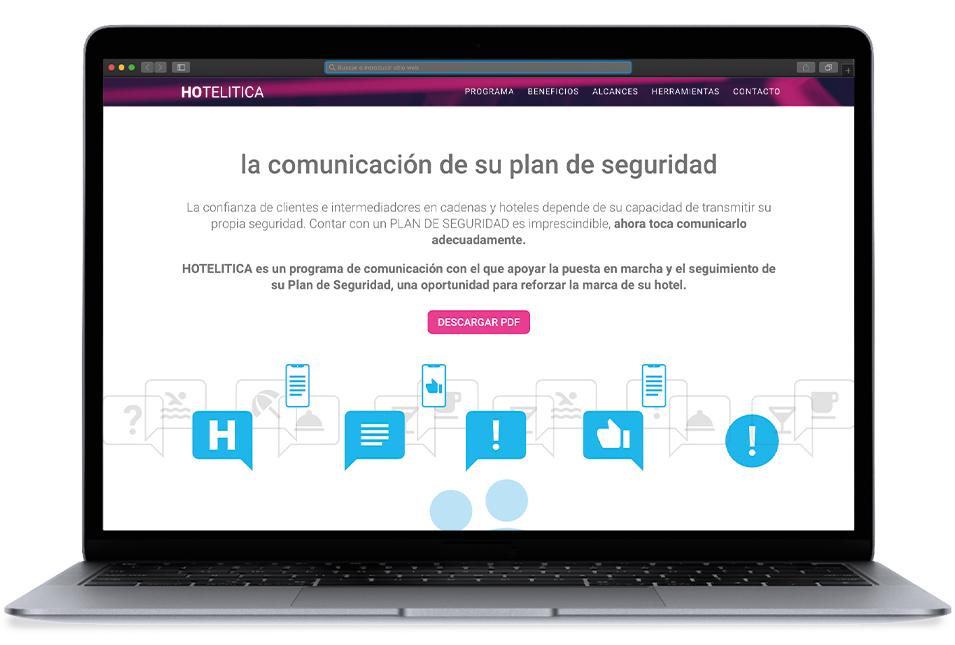 Web hoteletica