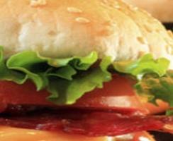Los beneficios de comer hamburguesas