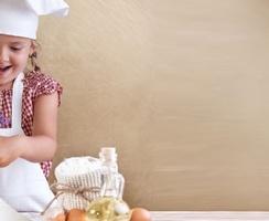 Recetas para cocinar con niños el día del padre