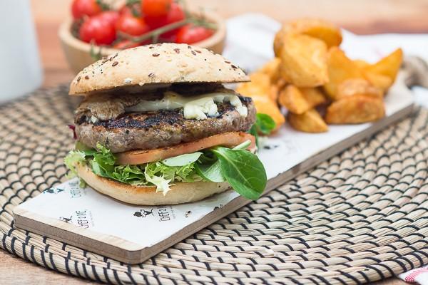 frenchy burger