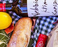 Los mejores rincones para hacer picnic en Madrid capital (I)