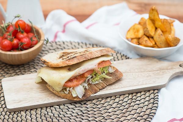 sandwich supermixto