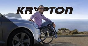 Silla de ruedas de carbono QUICKIE KRYPTON