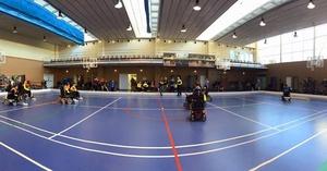 DRACS CEA, hockey en silla de ruedas eléctrica