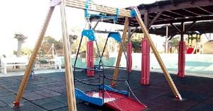 Accesibilidad en plazas, parques y jardines