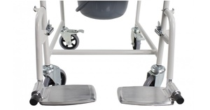 La importancia del reposapíes de la silla de ruedas