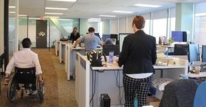 Que debes tener en cuenta para hacer una oficina accesible