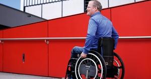 WheelDrive, tecnología de asistencia eléctrica