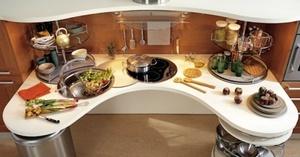 ¿Cómo hacer cocinas accesibles?