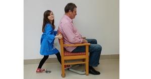 Ruedas para tu silla habitual de casa