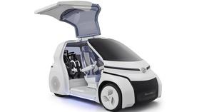 Toyota i-Ride un coche accesible