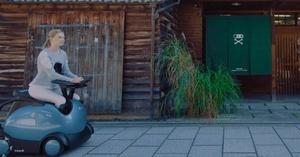 Robot silla de ruedas RODEM