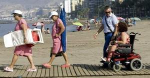 La accesibilidad integral en playas