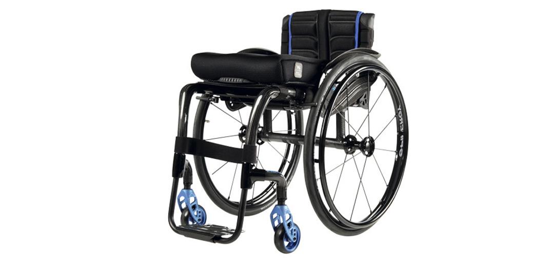 La silla de ruedas ultraligera Krypton