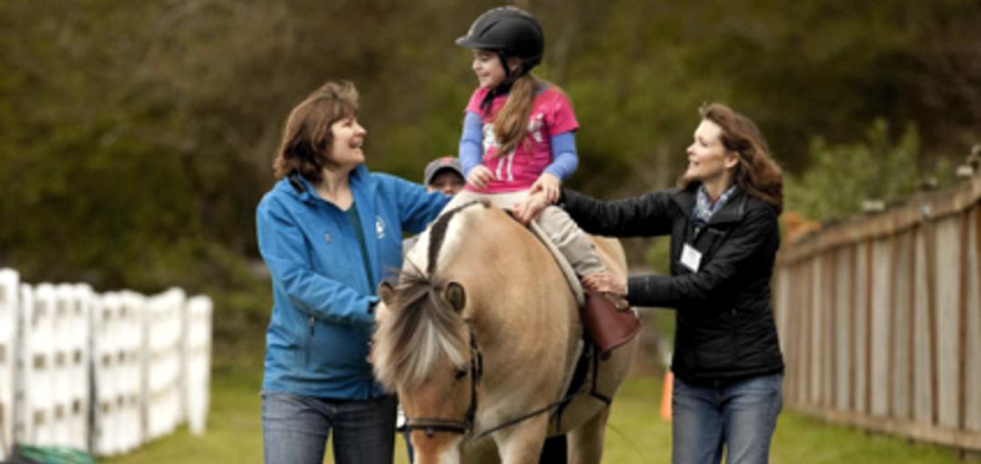 Beneficios terapéuticos de la equitación