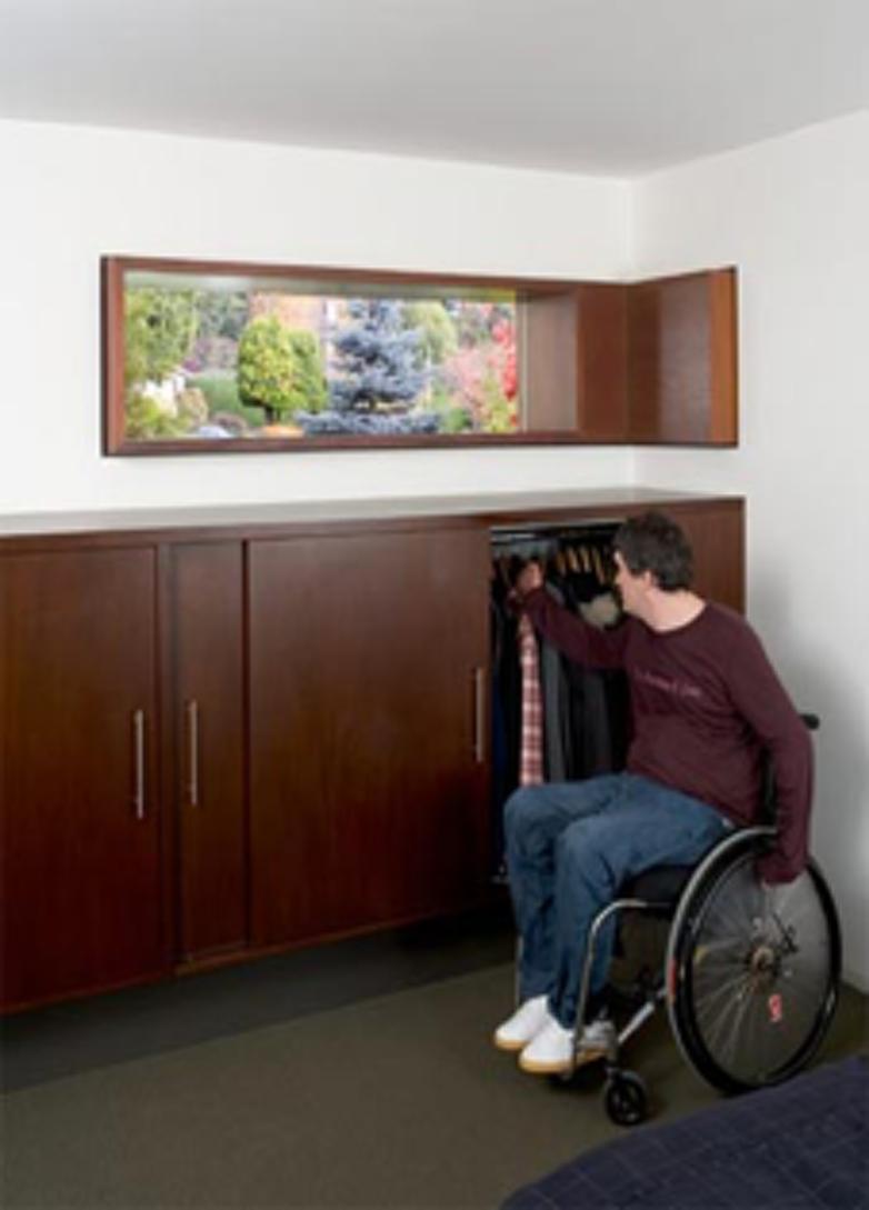 casa adaptada para discapacidad
