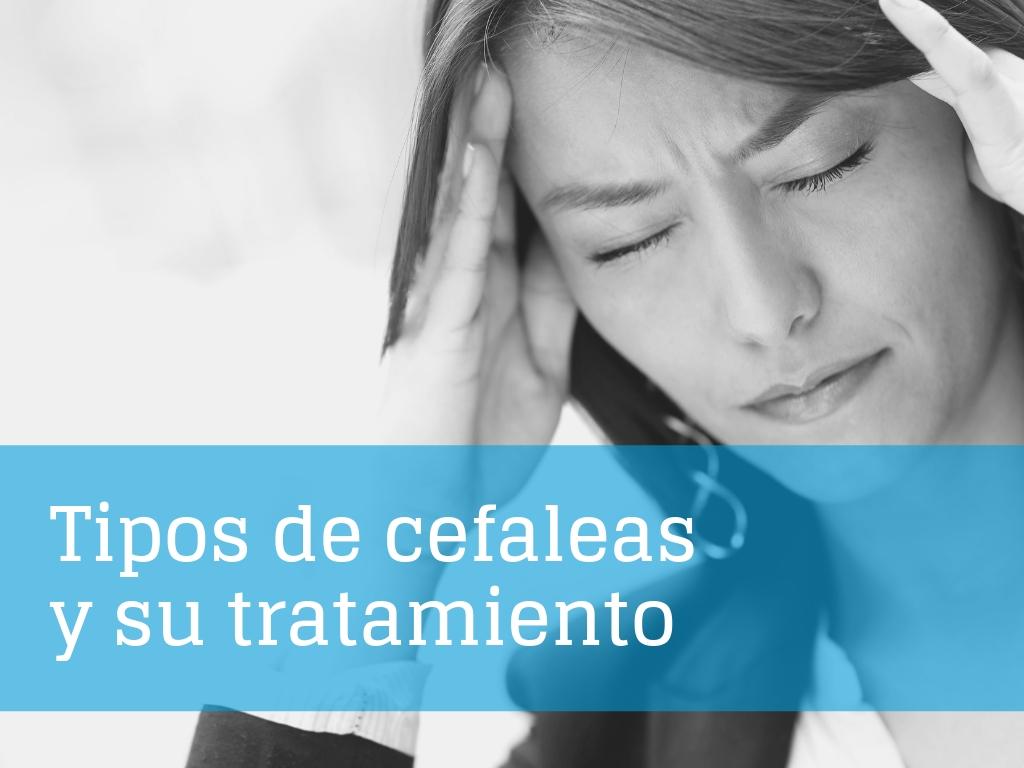 Cefaleas: cuándo consultar al especialista en dolor de cabeza
