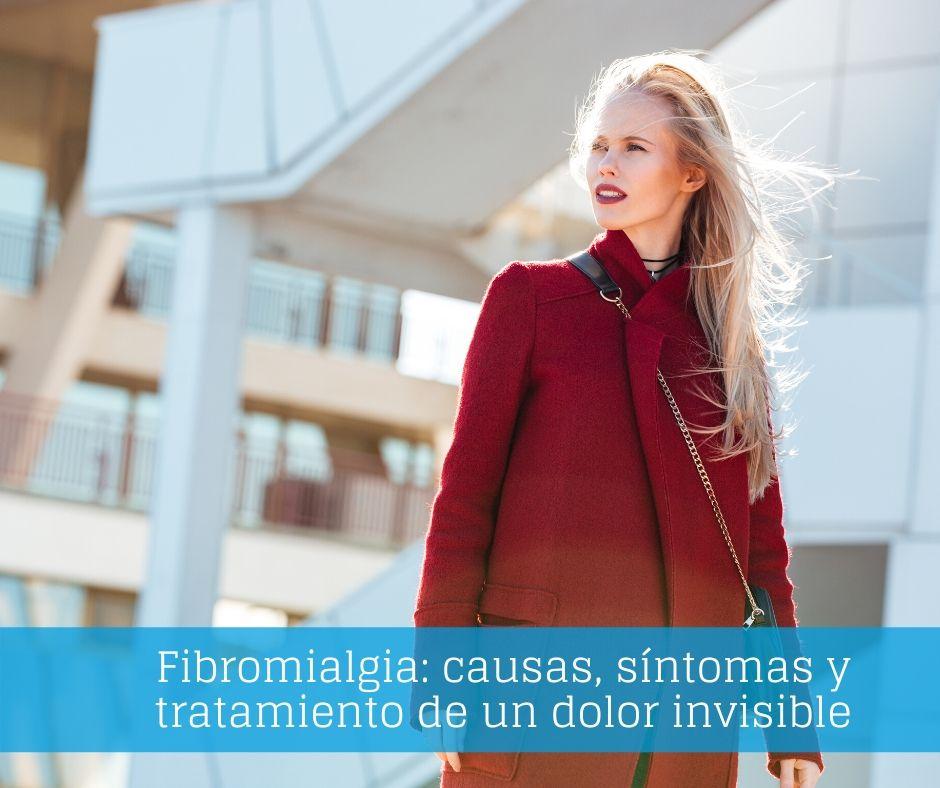 Todo sobre la fibromialgia: causas, síntomas y tratamiento