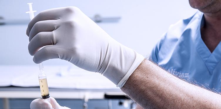 PRP: Frena la artrosis y acaba con el dolor