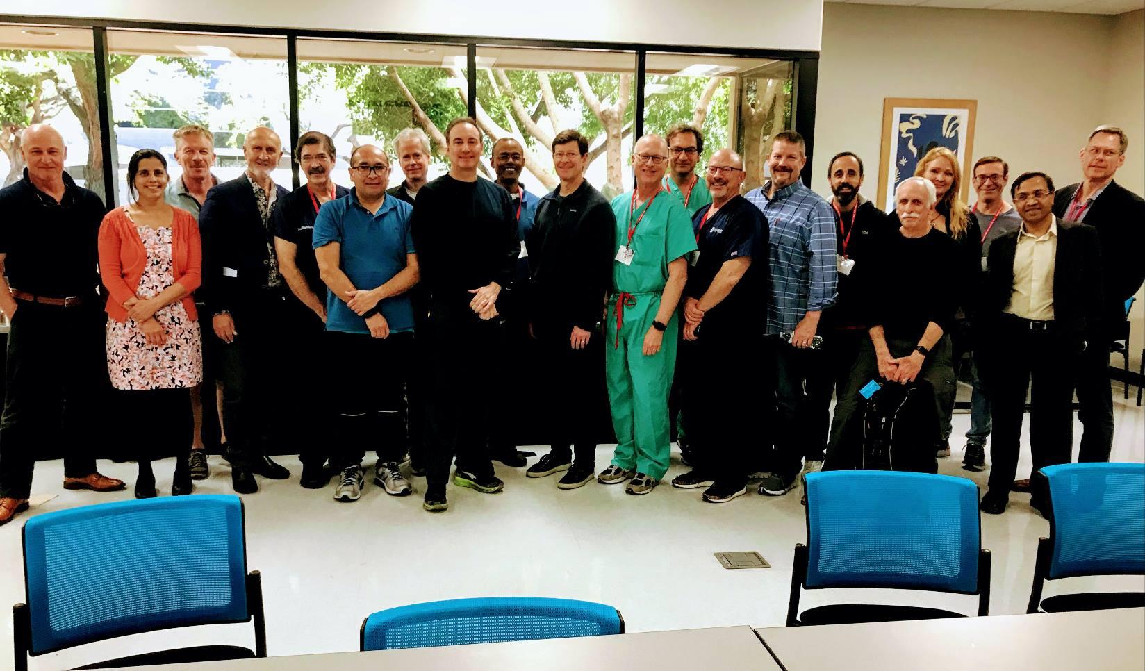 Aliviam comparte conocimientos en la SIS Instructor Academy de Phoenix