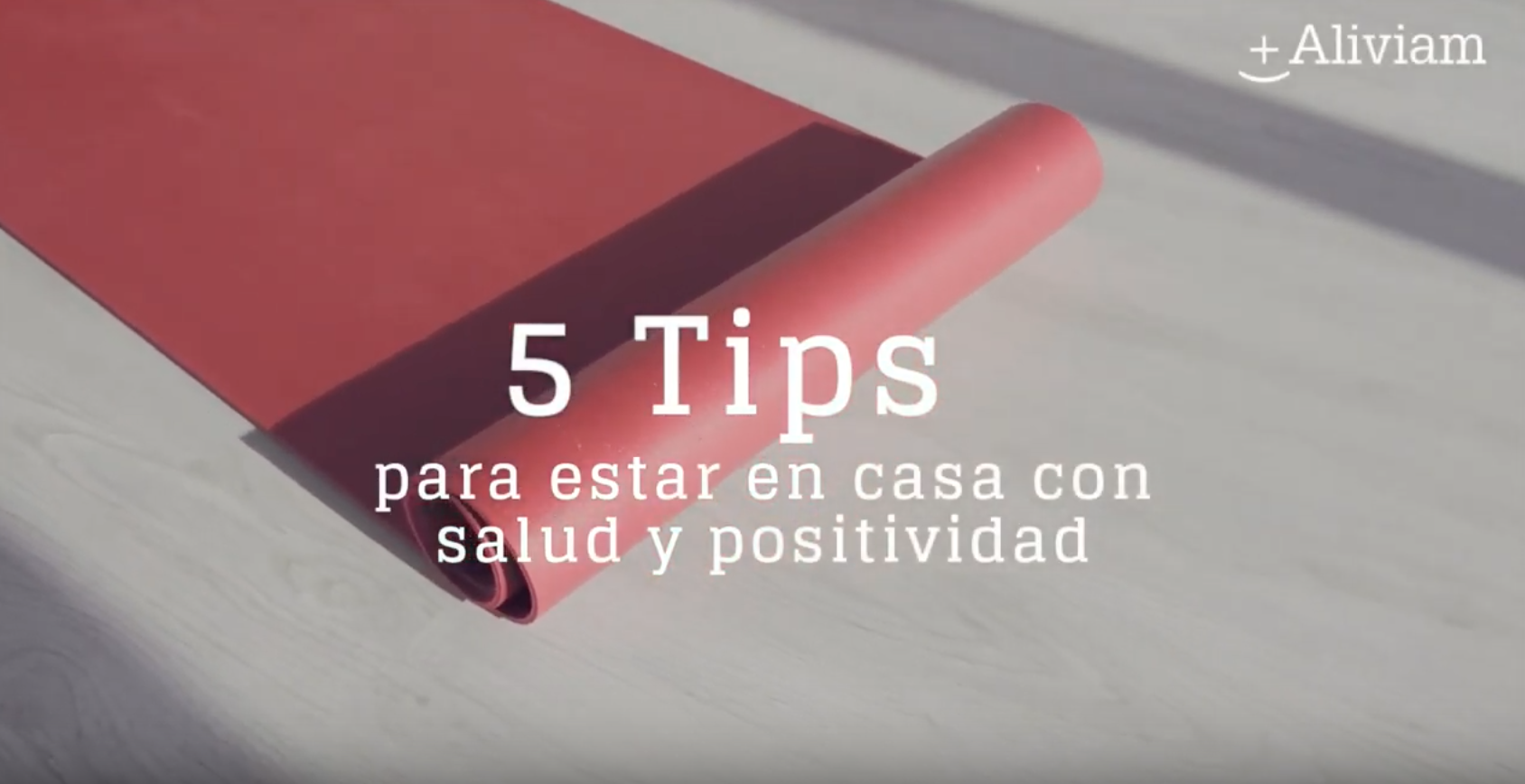 5 tips para un confinamiento saludable en casa