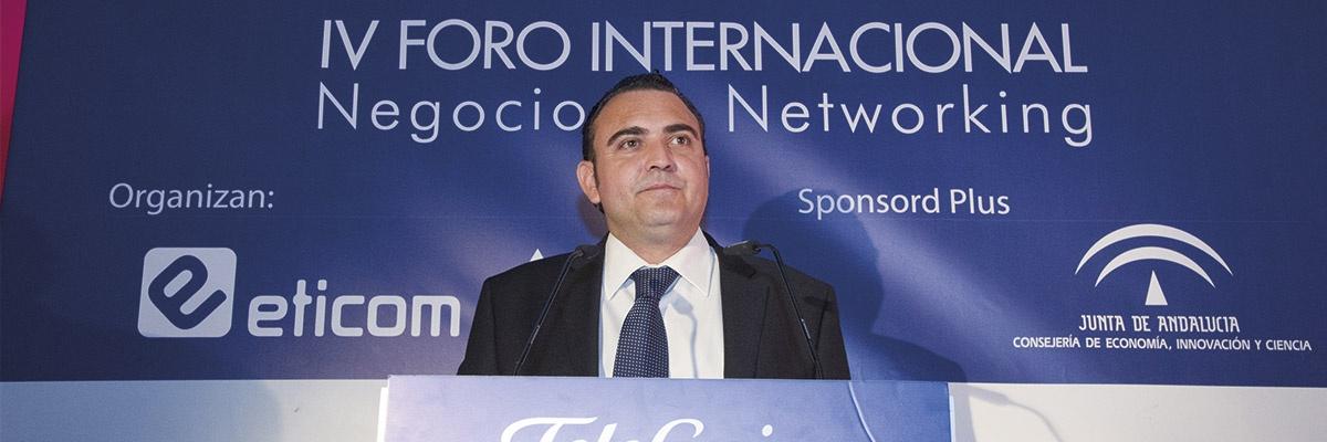 Entrevista a Rafael Padura, VP 1º nacional de AMCES y Presidente de AMCES Andalucía