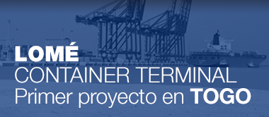 Proyecto Lome Container Terminal