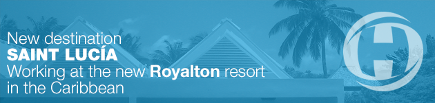 New destination Saint Lucia Royalton