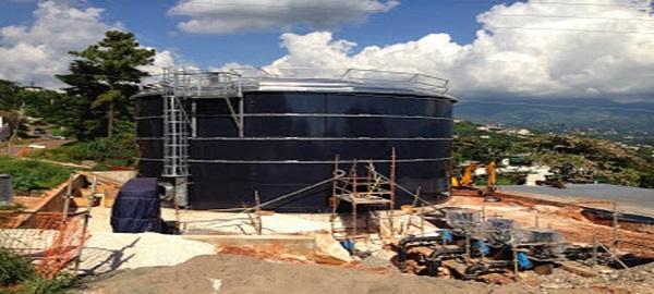 Humiclima Jamaica KMA 26 Water Stations